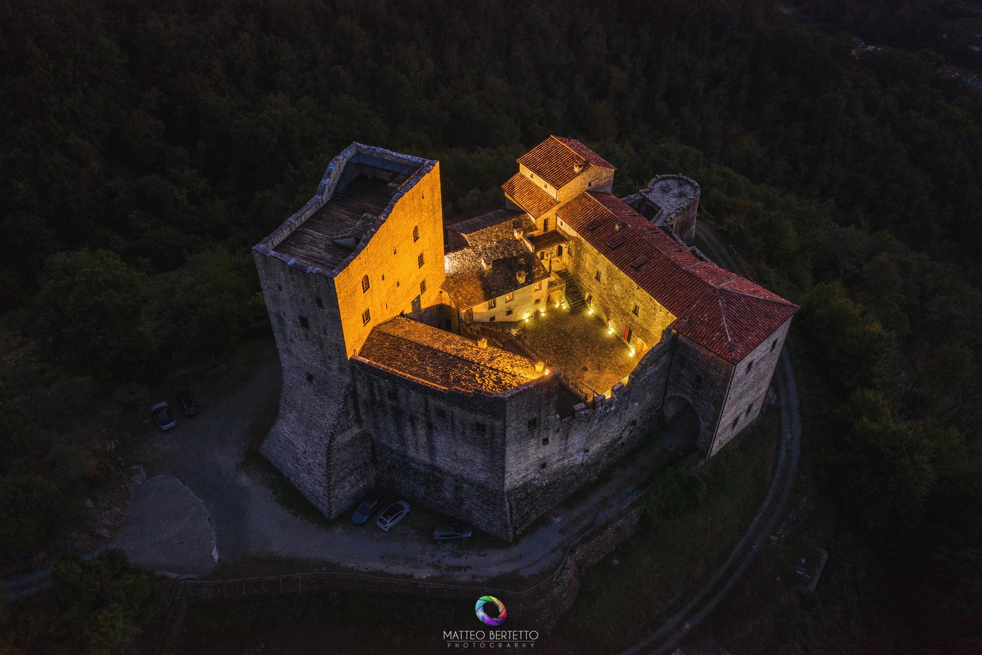 Eagle Castle-Gragnola (MS)...