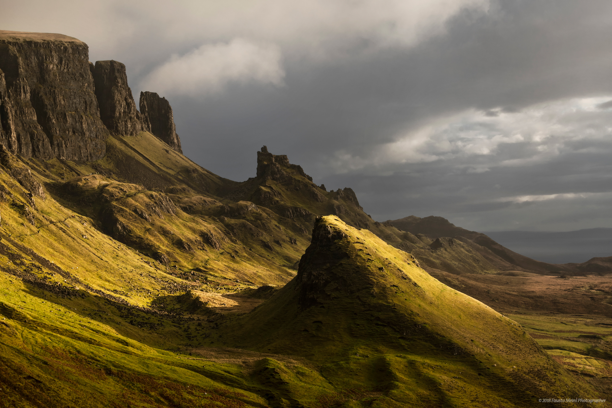 The greatness of the Highlands...