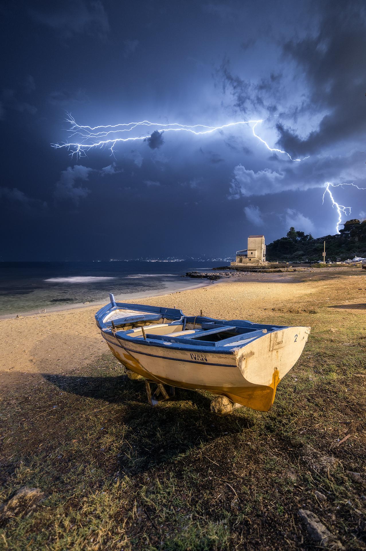 Stormy night.......