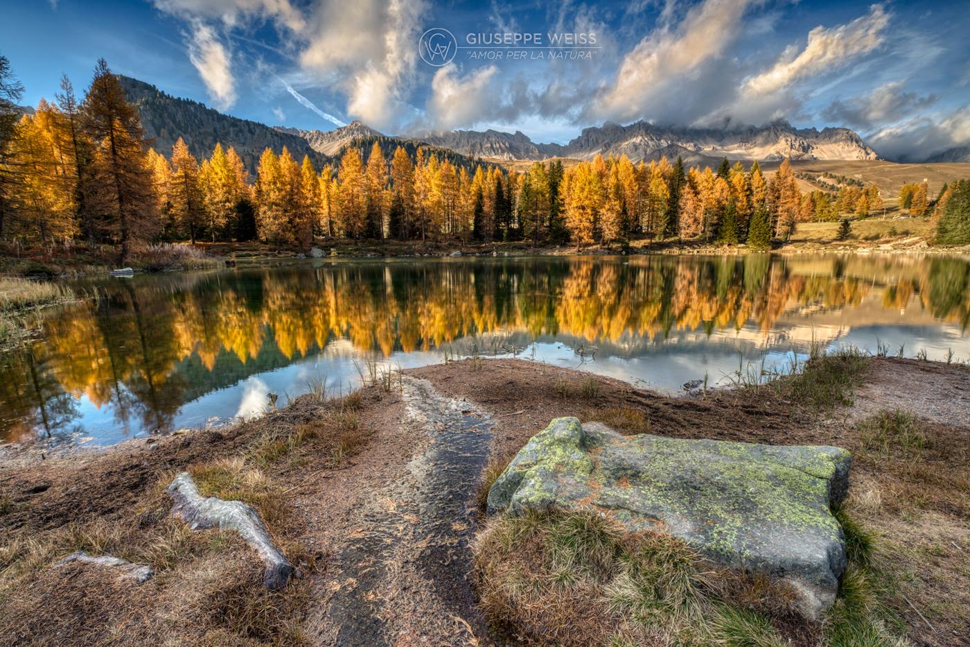 Lake San Pellegrino...