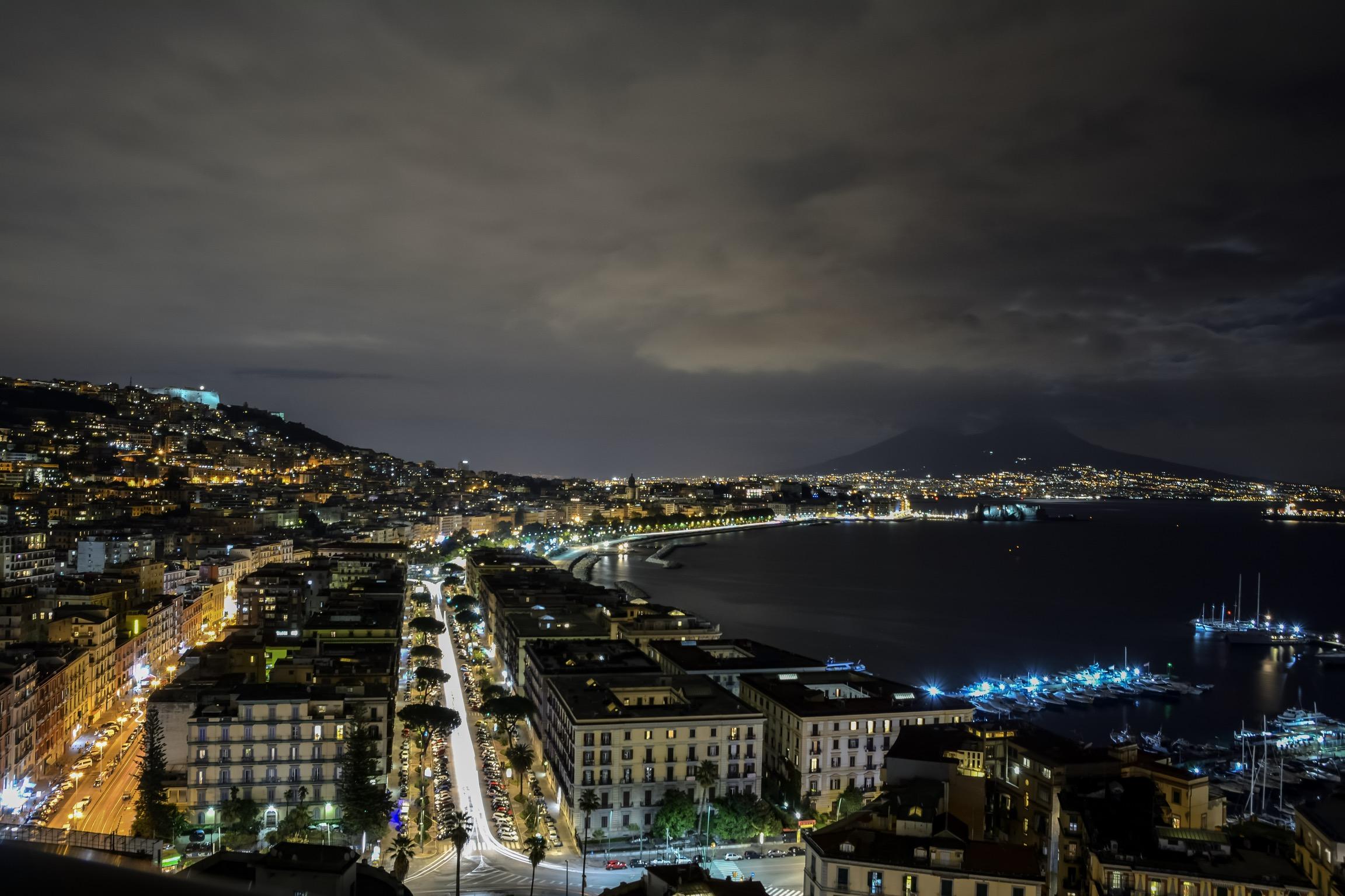 Naples...
