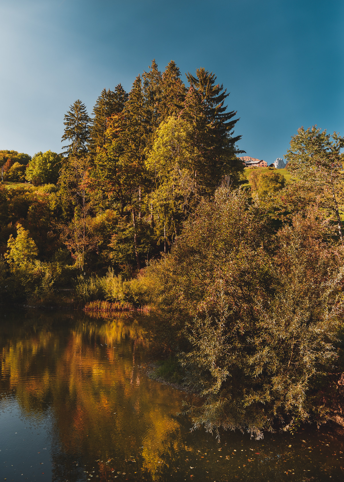 Lake Gams...