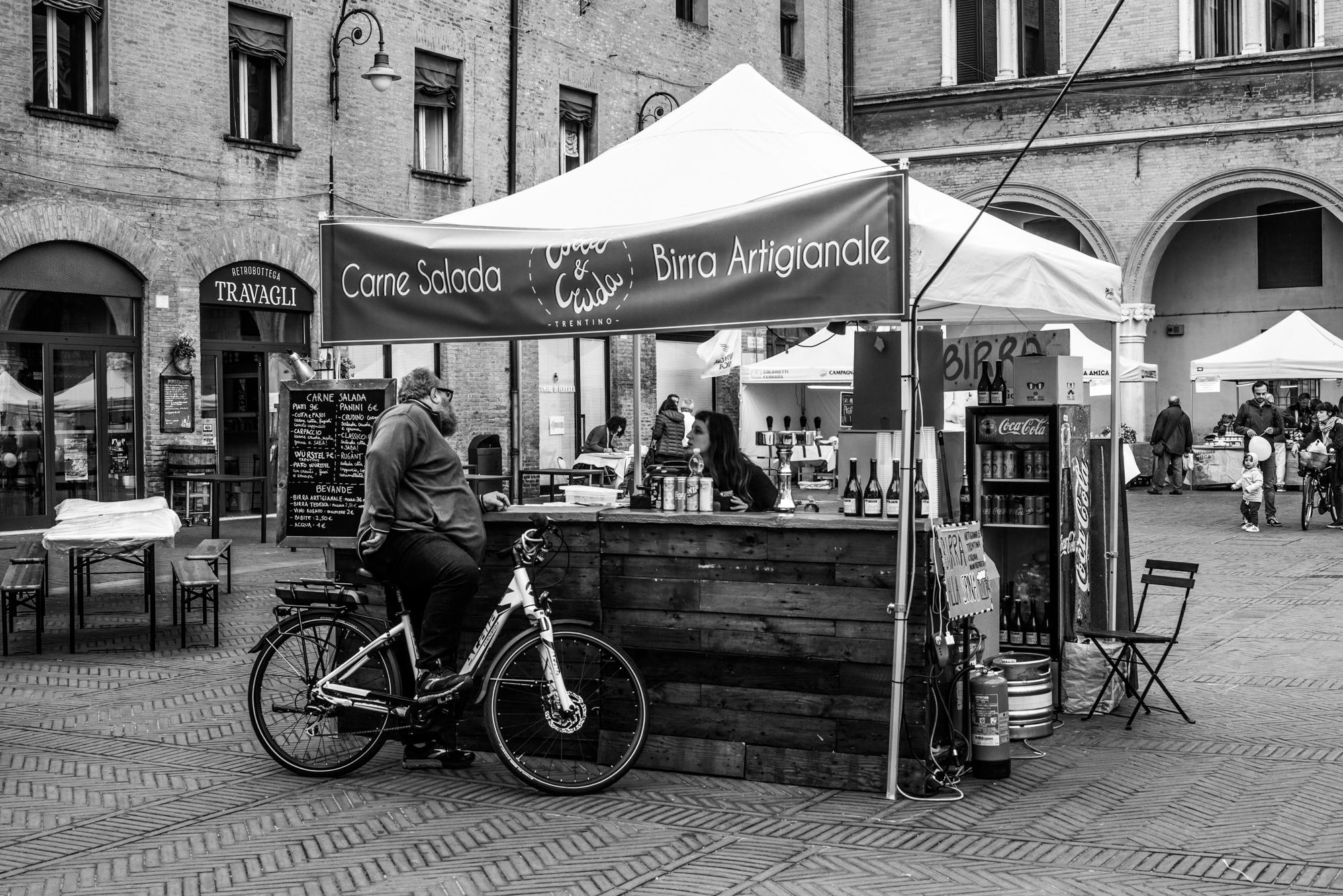 Ferrara la città delle biciclette..........