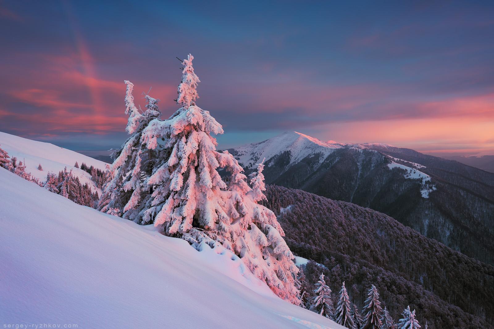 Rainbow di inverno...