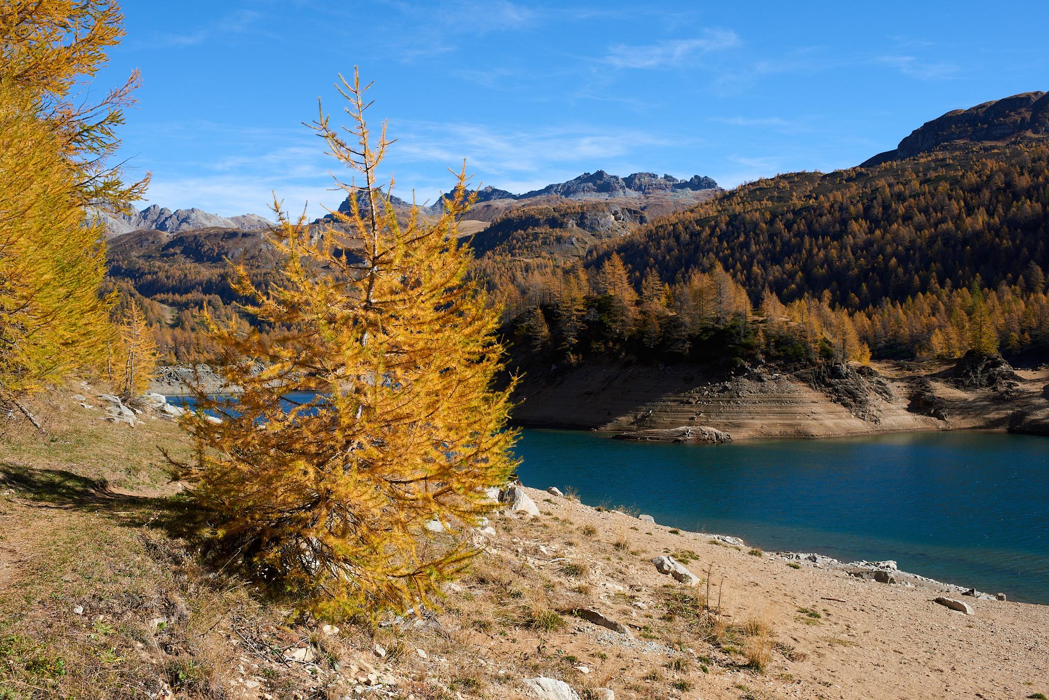 Autunno al Lago Devero...
