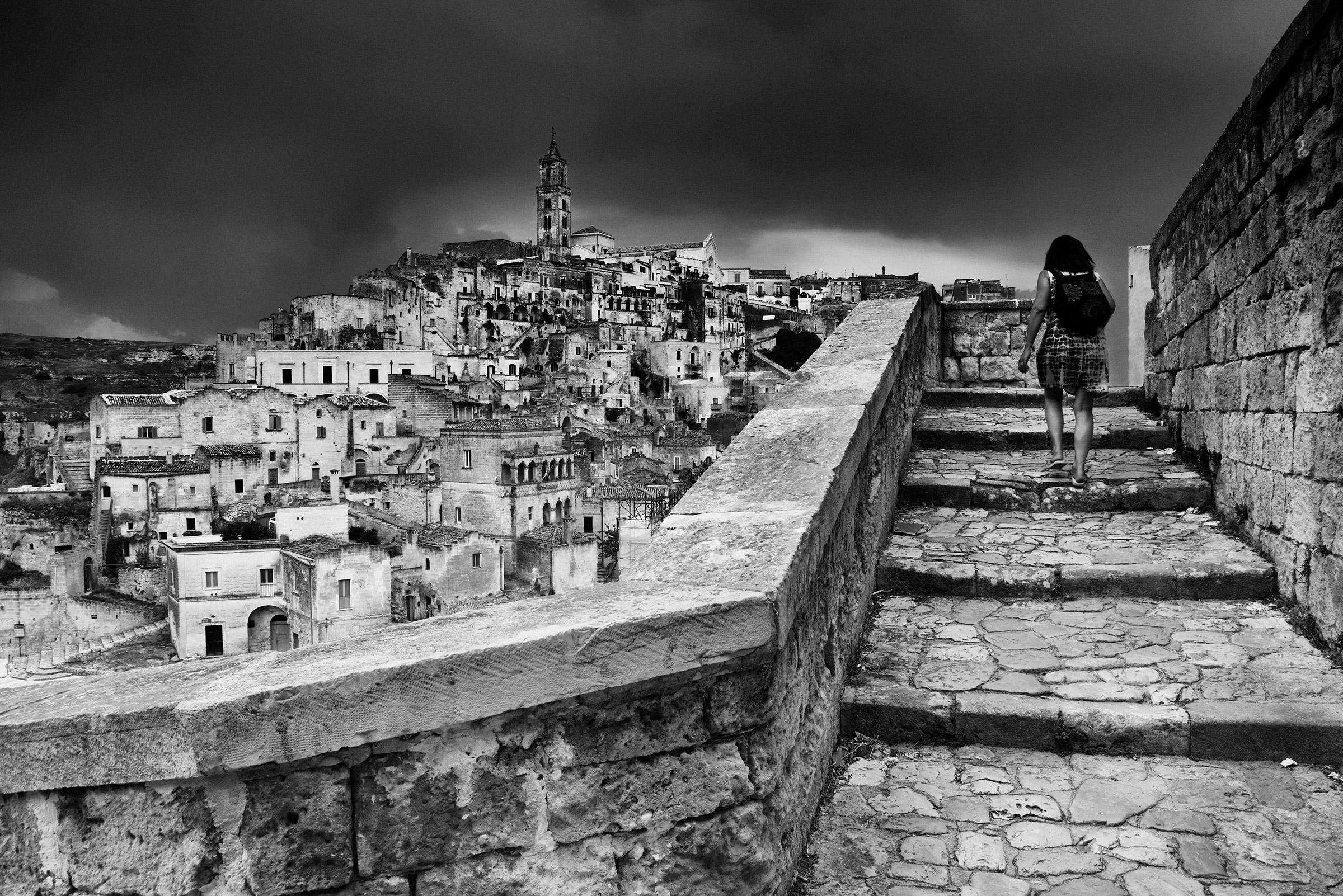 Living in Matera...