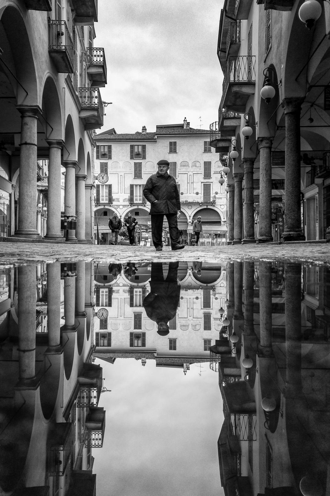 Acqua alta a Novara...