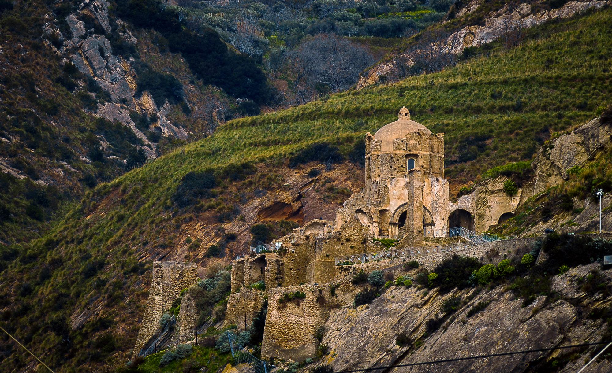Amantea Castle (CS)...