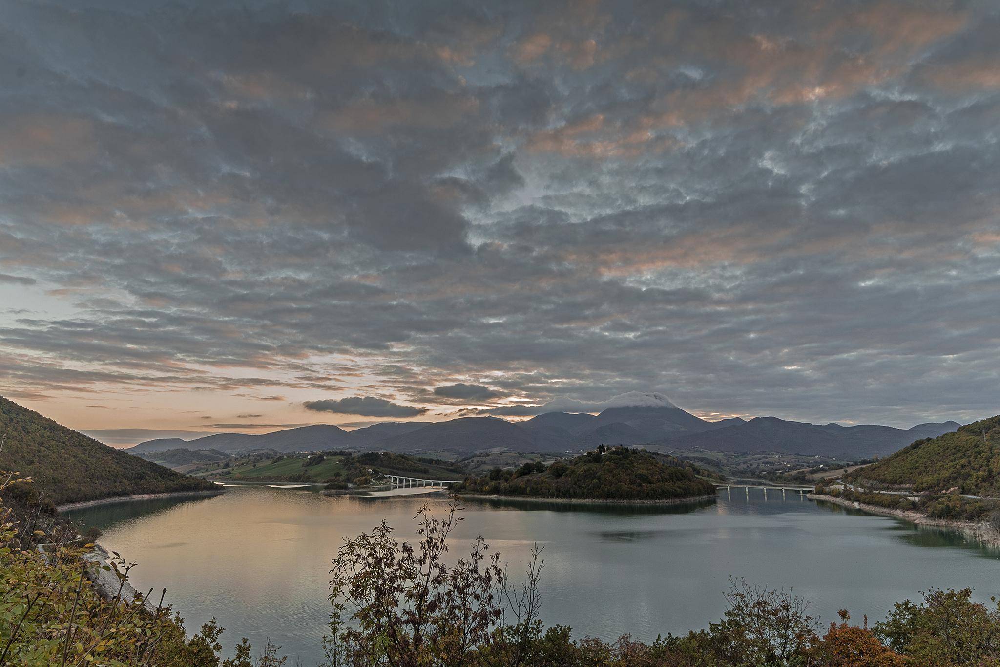 Lake Castreccioni-Cingoli...