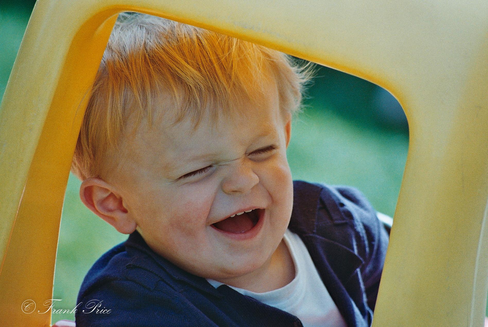 La gioia del riso...