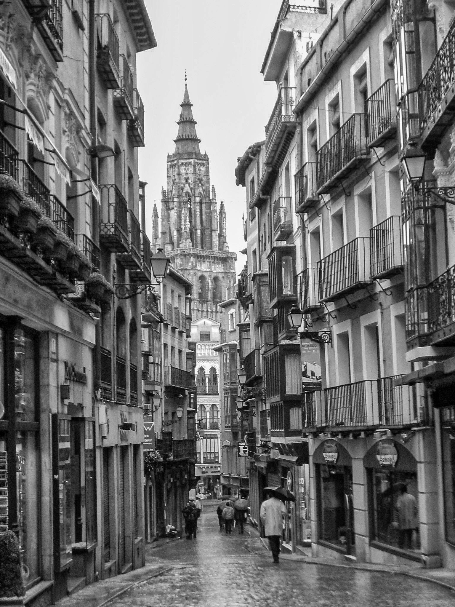 Street of Toledo...