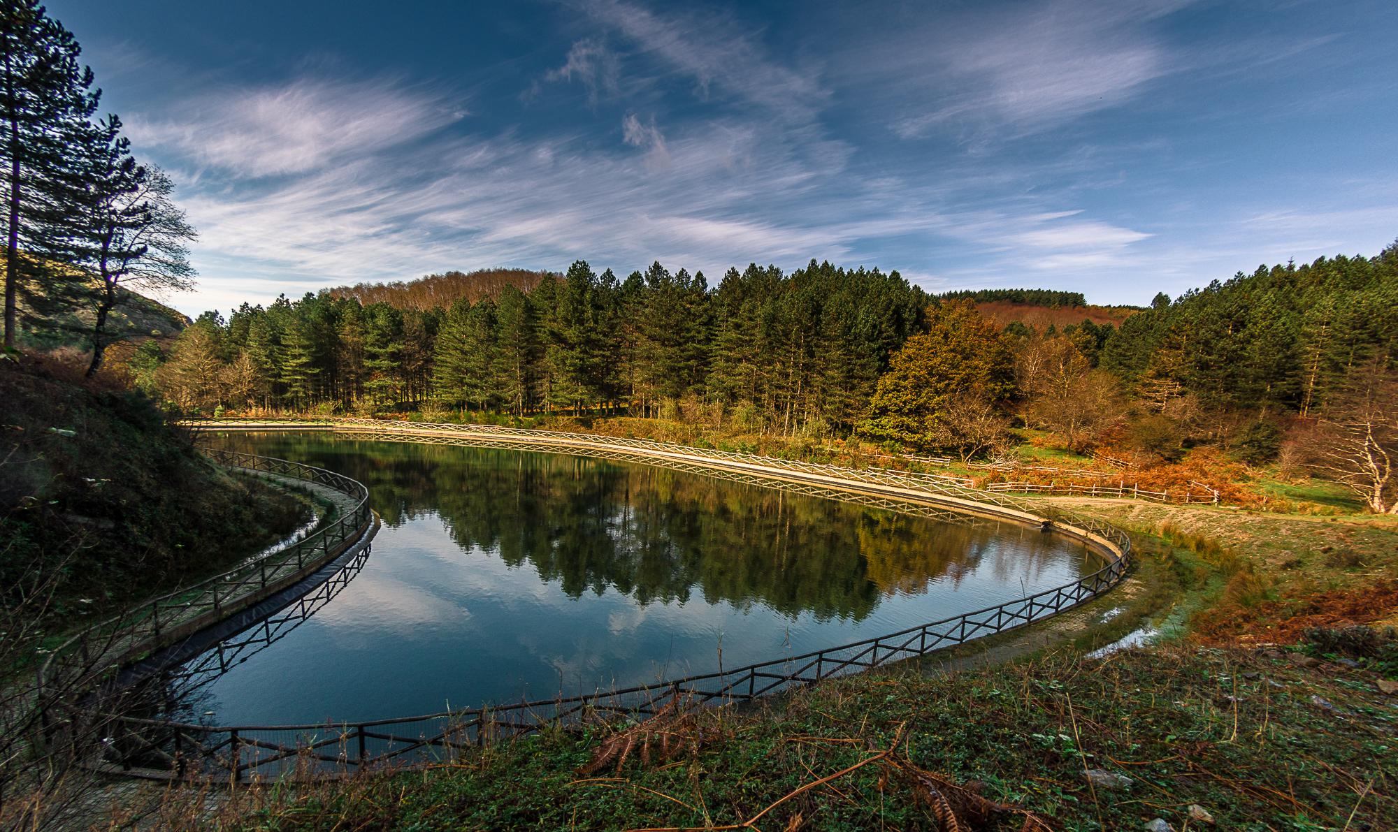Lake Tenise Grimaldi (CS)...