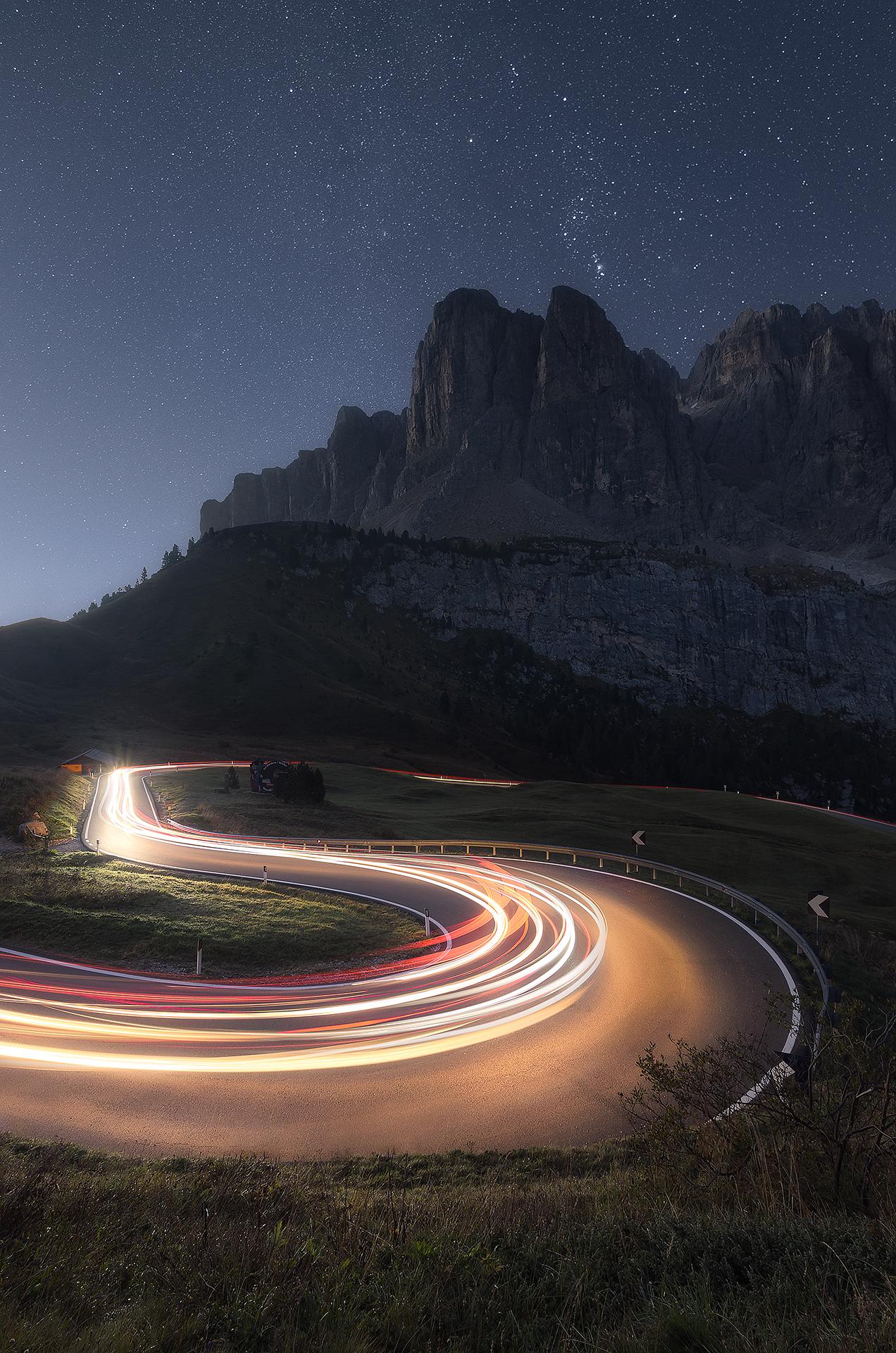 The speed of light...