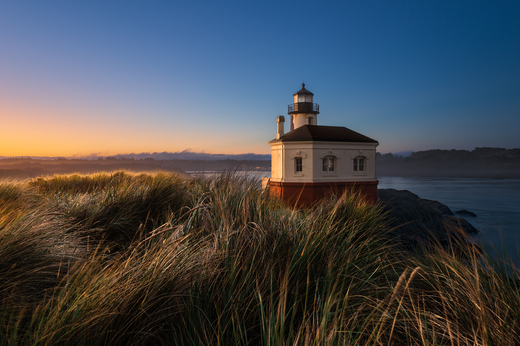 Coquille River Lighthouse...