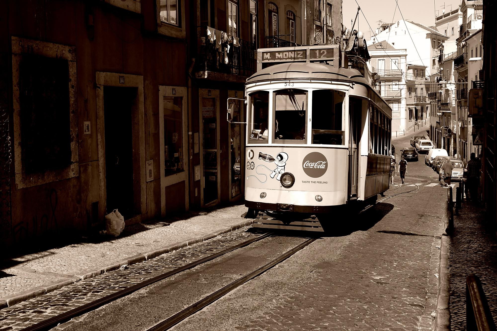 Vivere Lisbona...