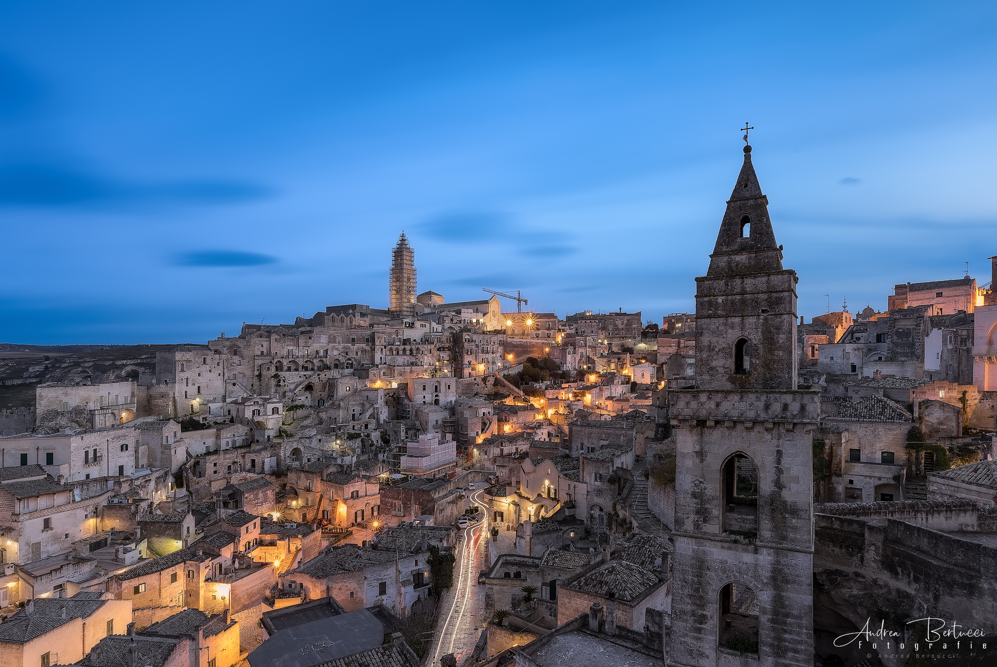Matera, la città dei Sassi...