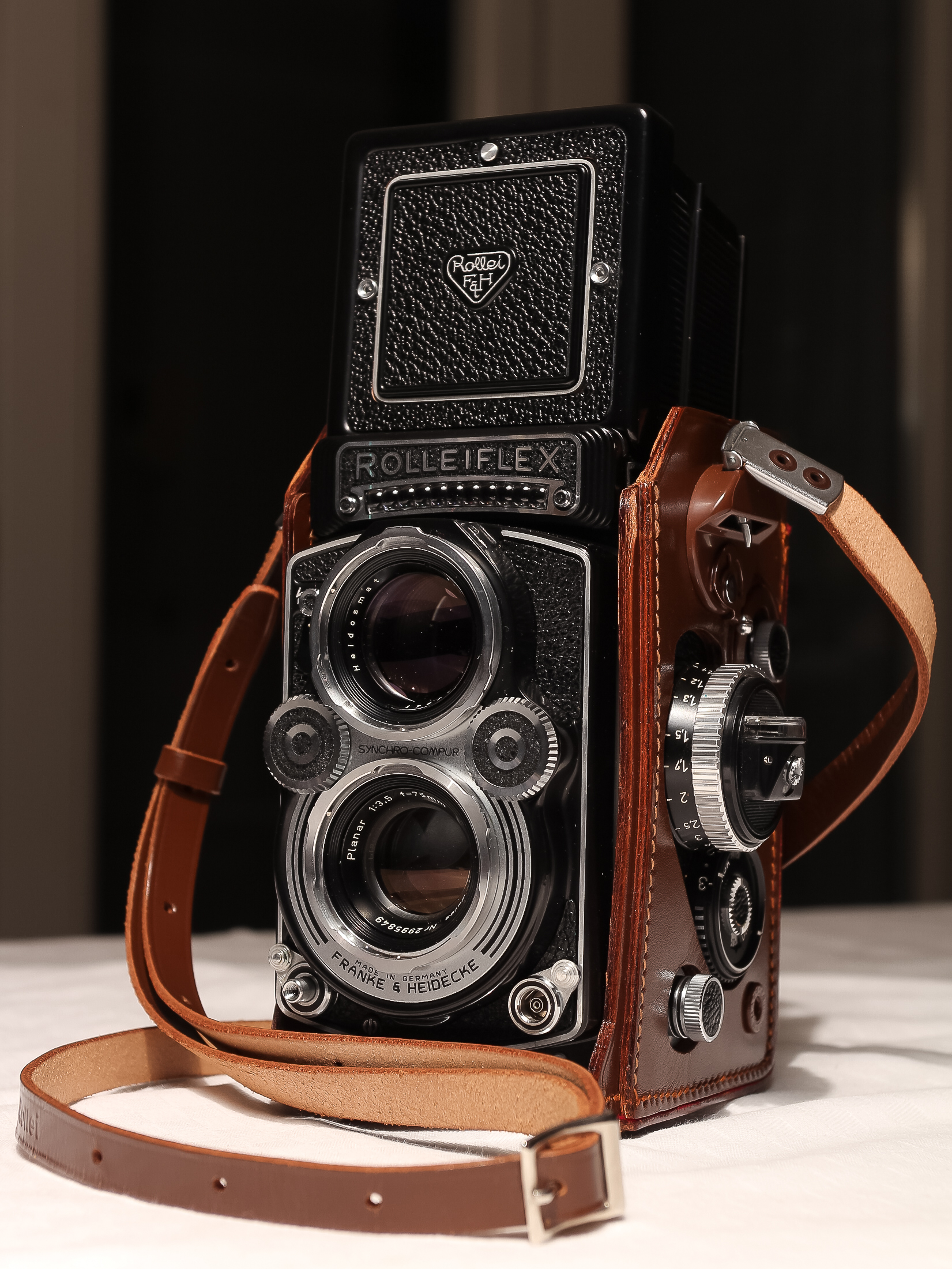 The Old Rollei (1961)...