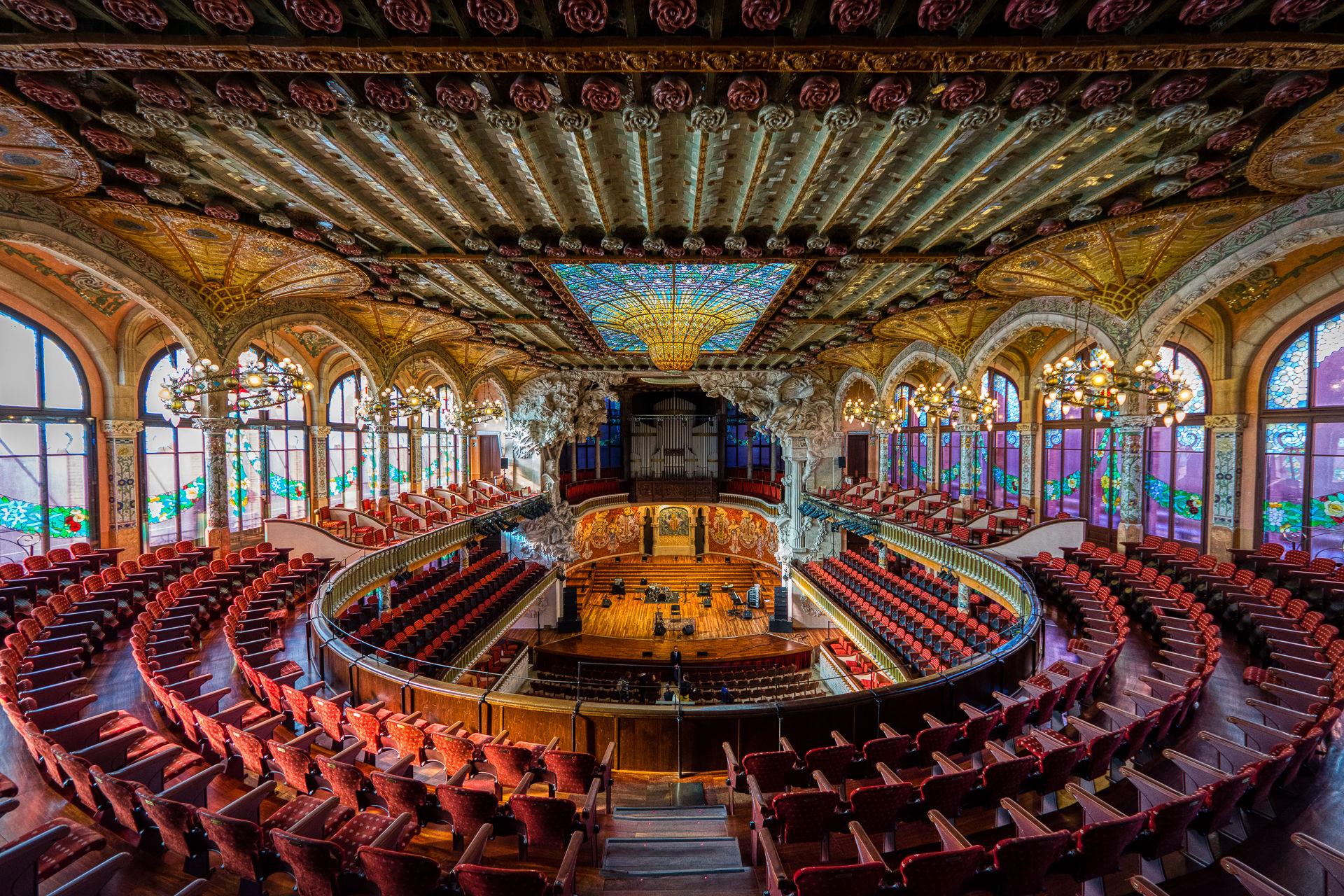 Palau de la Música Catalana...