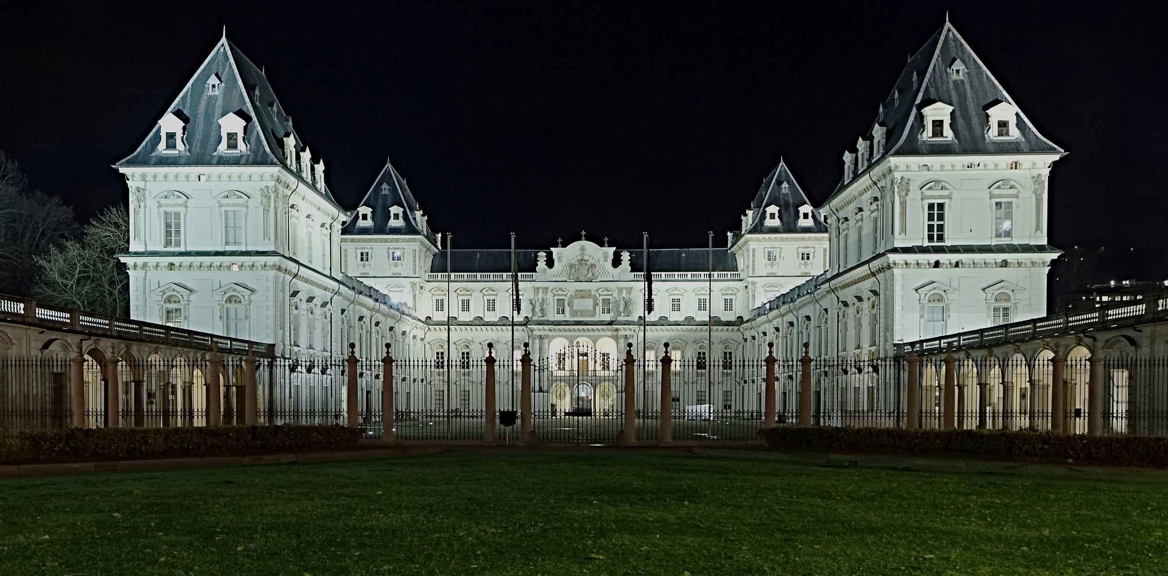 Valentino Castle...
