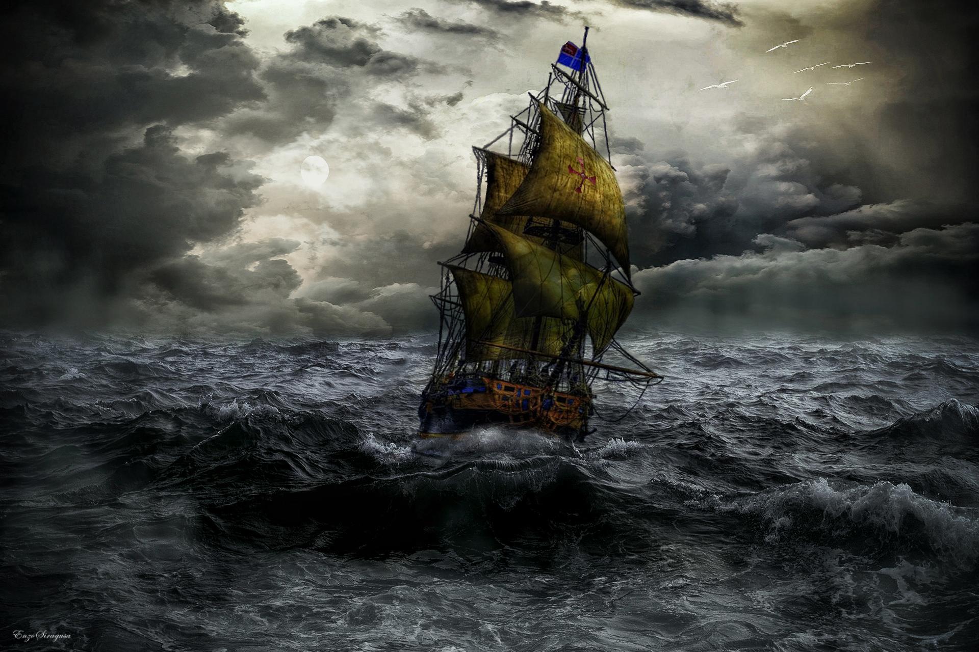 Galleon...