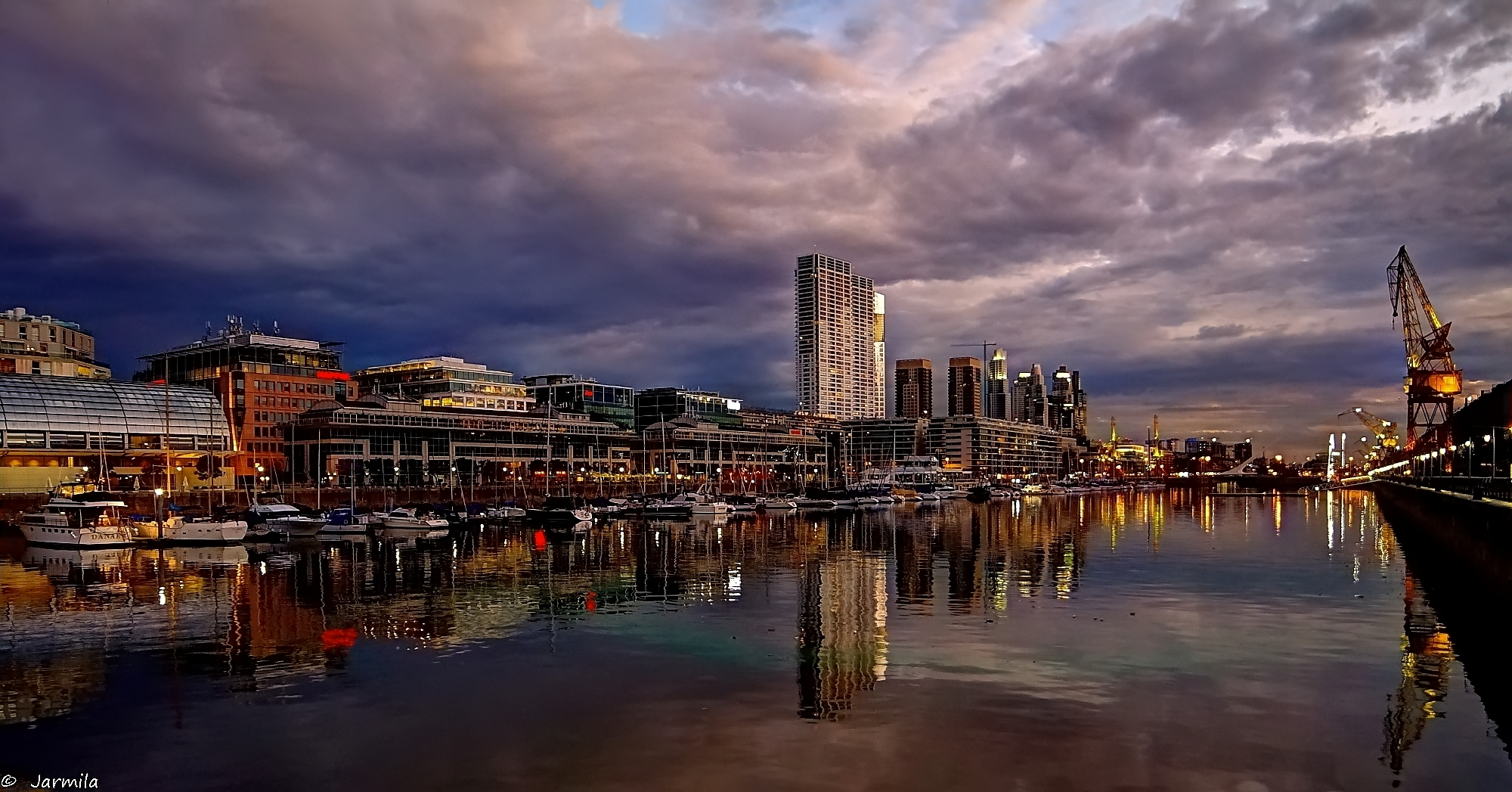 Buenos Aires - Puerto Madero...