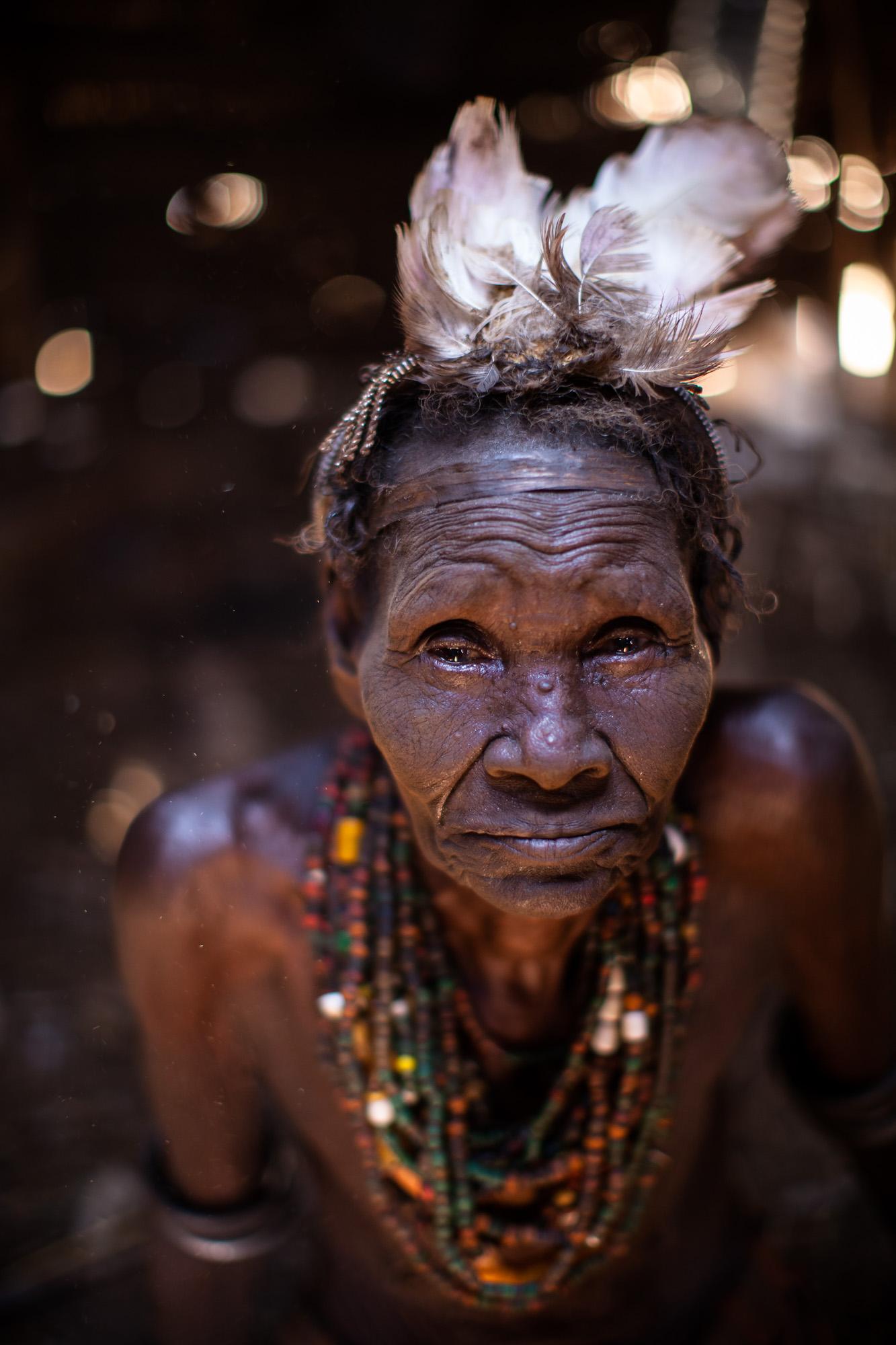 Dassanech tribe style...