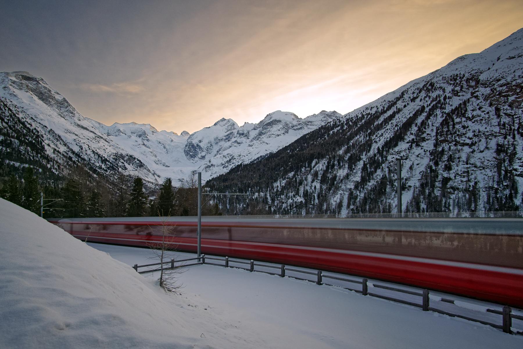 Towards the Bernina and beyond!...