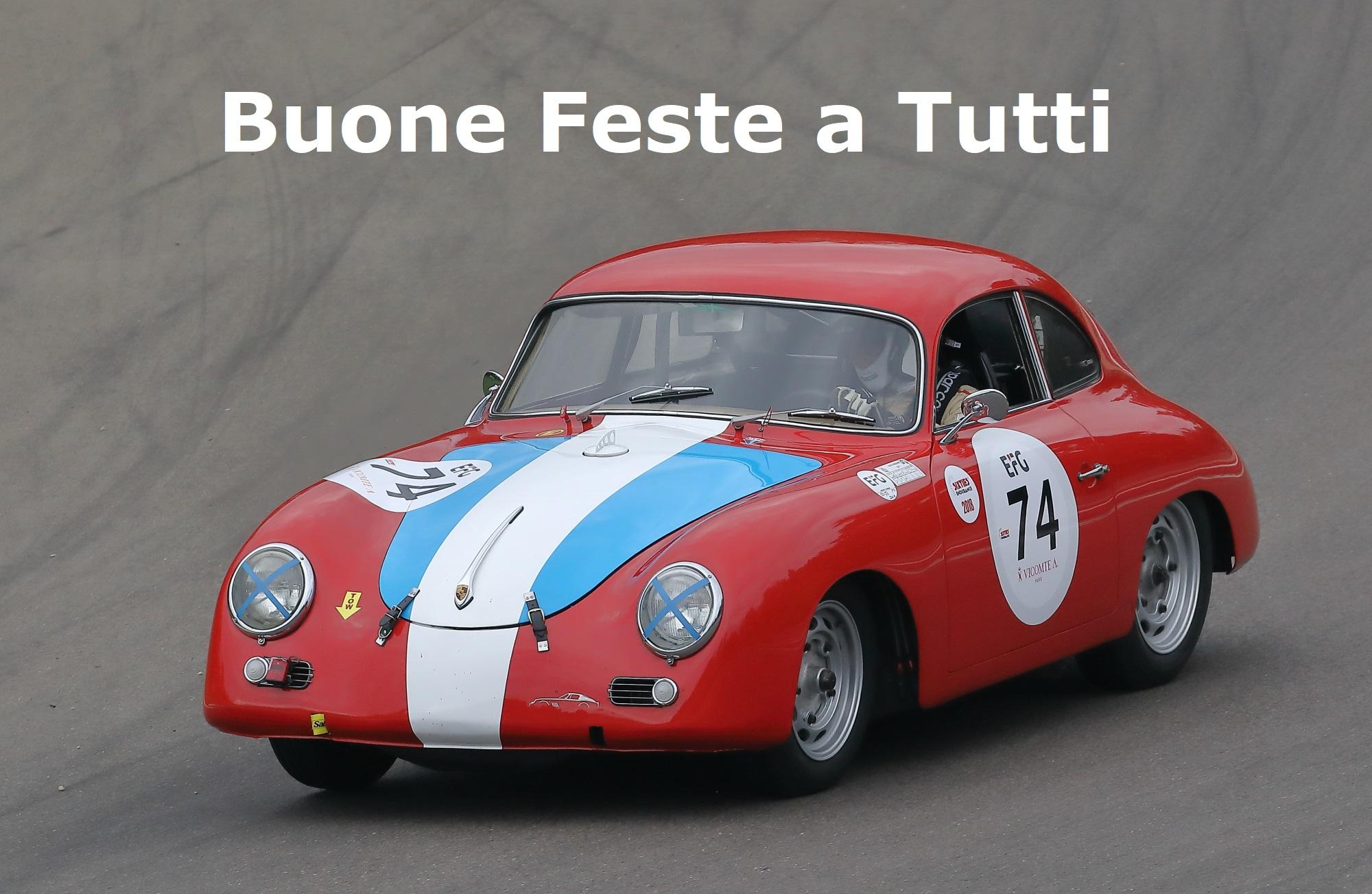 Porsche natalizia......