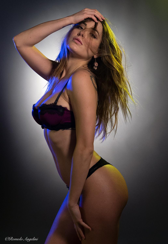 Modella :  Sadie Gray...