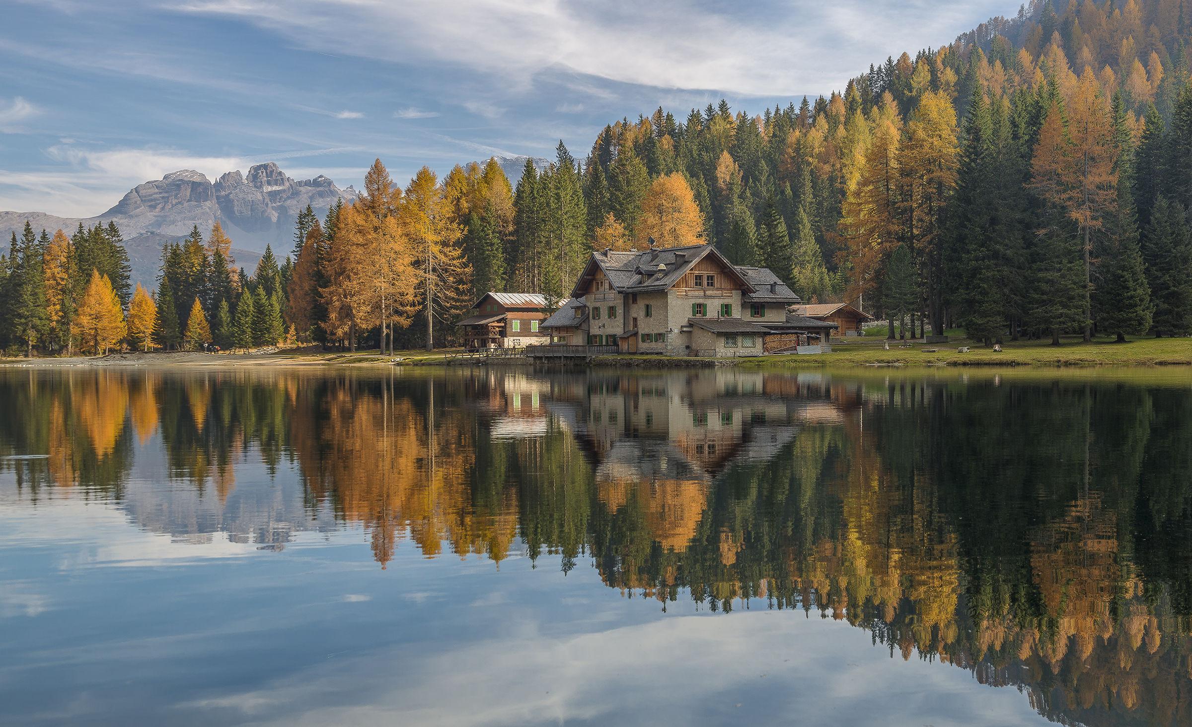 Dolomitic Autumn...