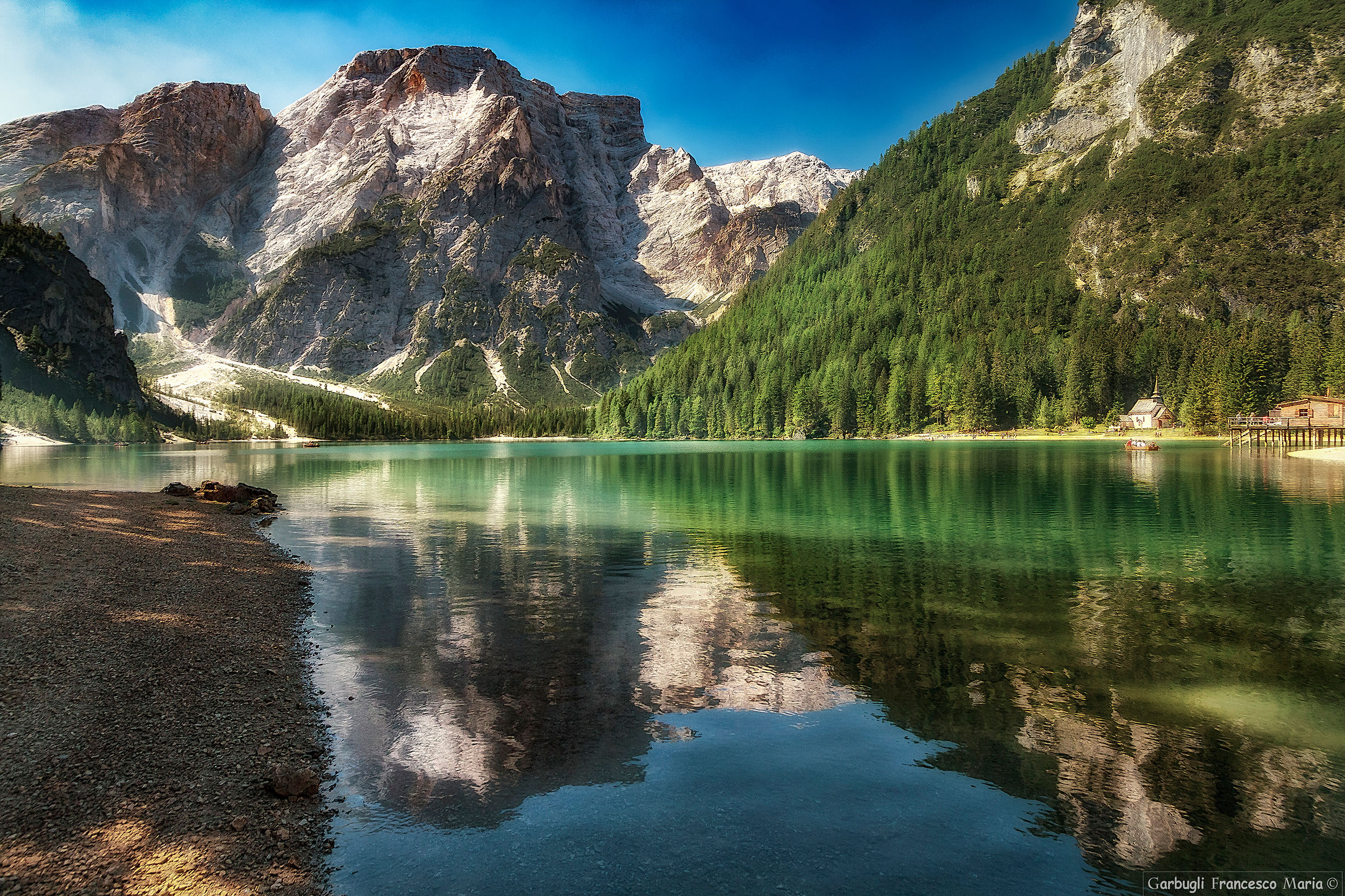 Reflections of Braies...