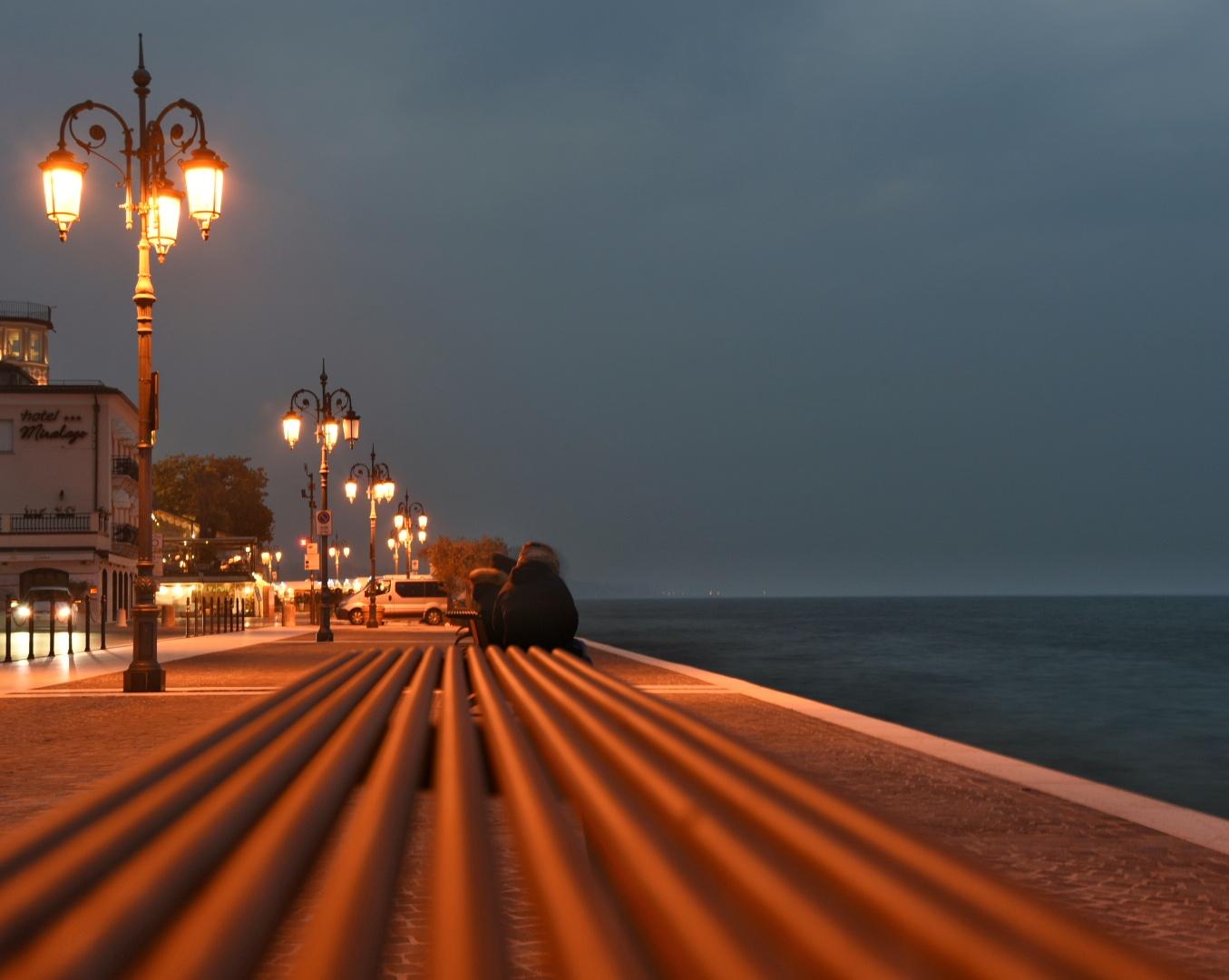 Lake Garda ...