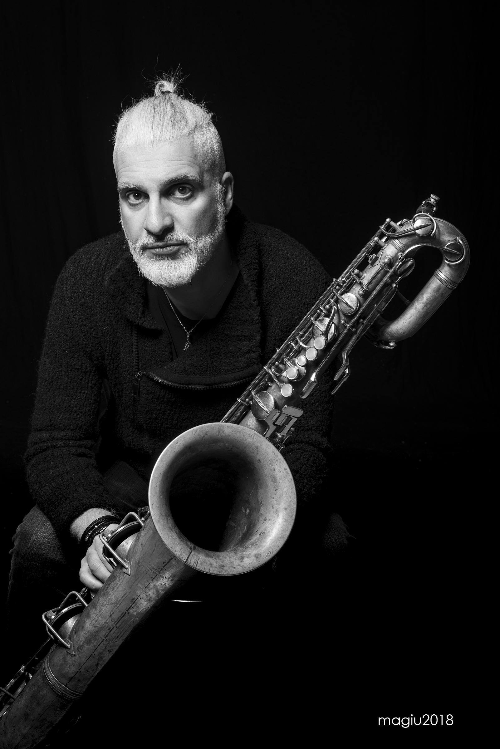 The Band Leader (Feat. Dario Cecchini - Funkoff)...
