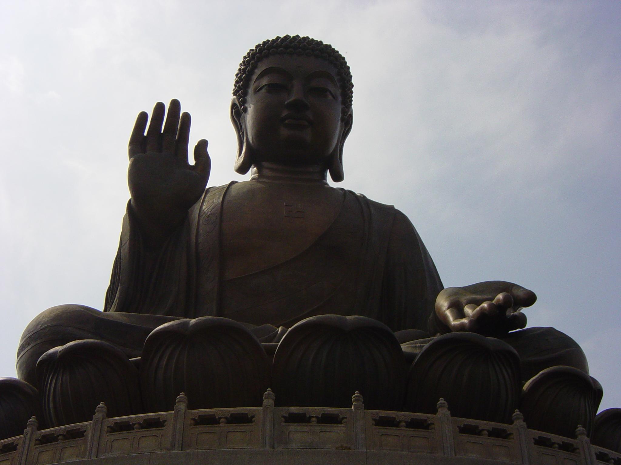 Tian Tan Buddha...