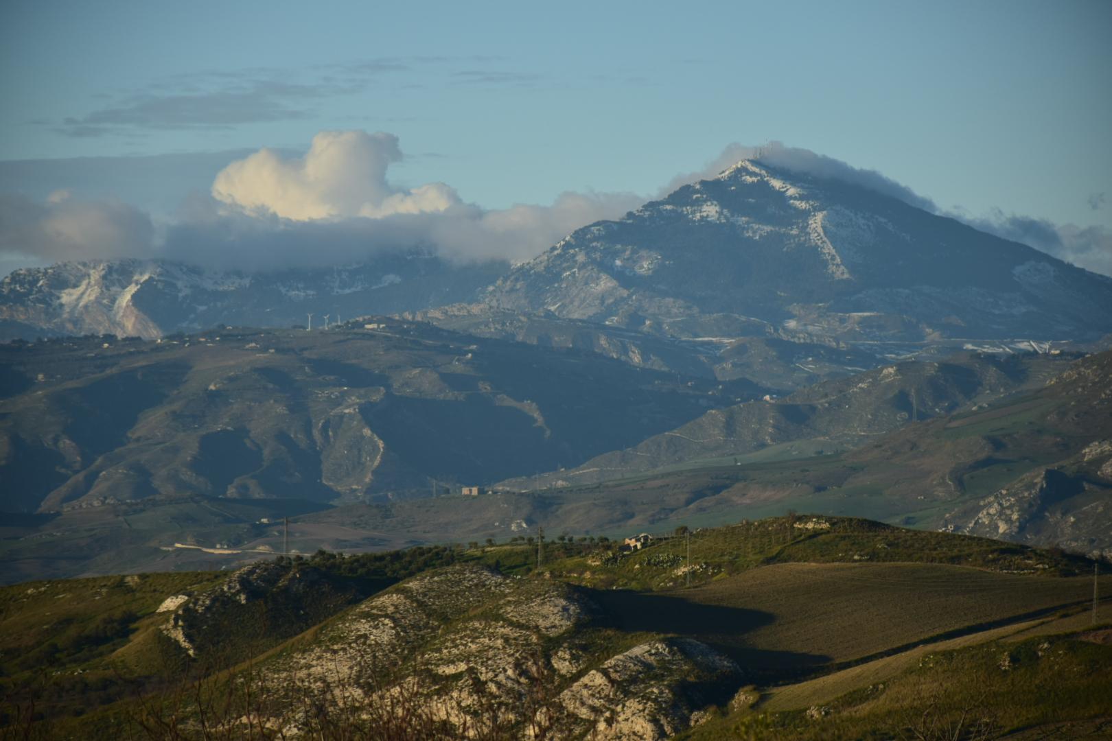 Monte Cammarata...