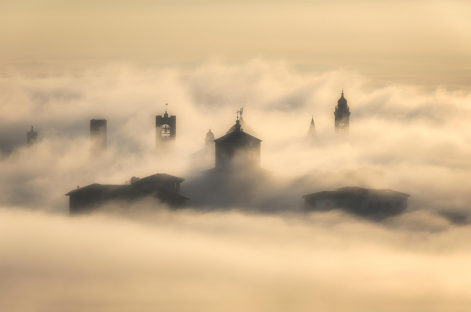 Nella nebbia...