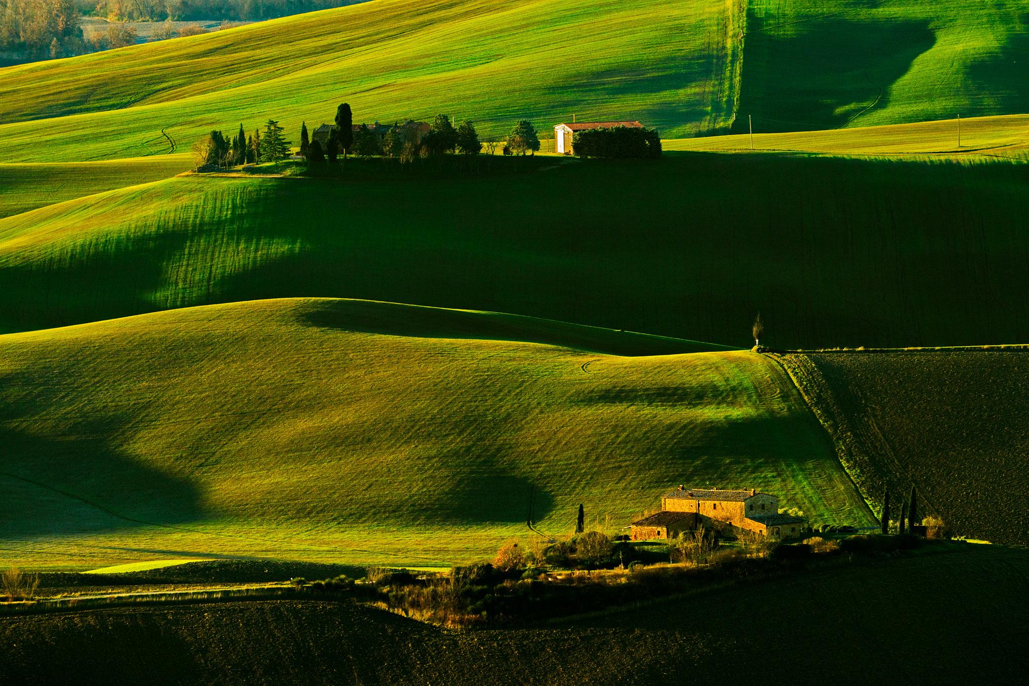 Twin farms...