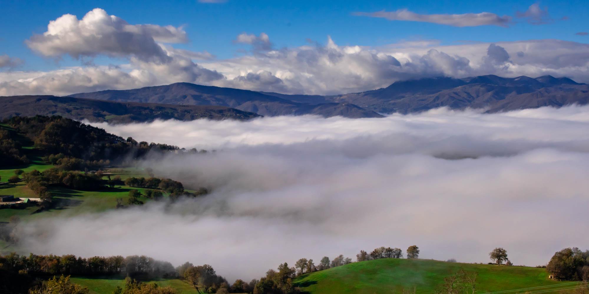 Salt fog...