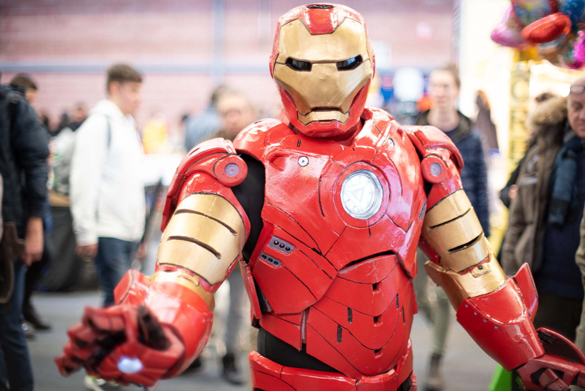 Ironman Cosplay...