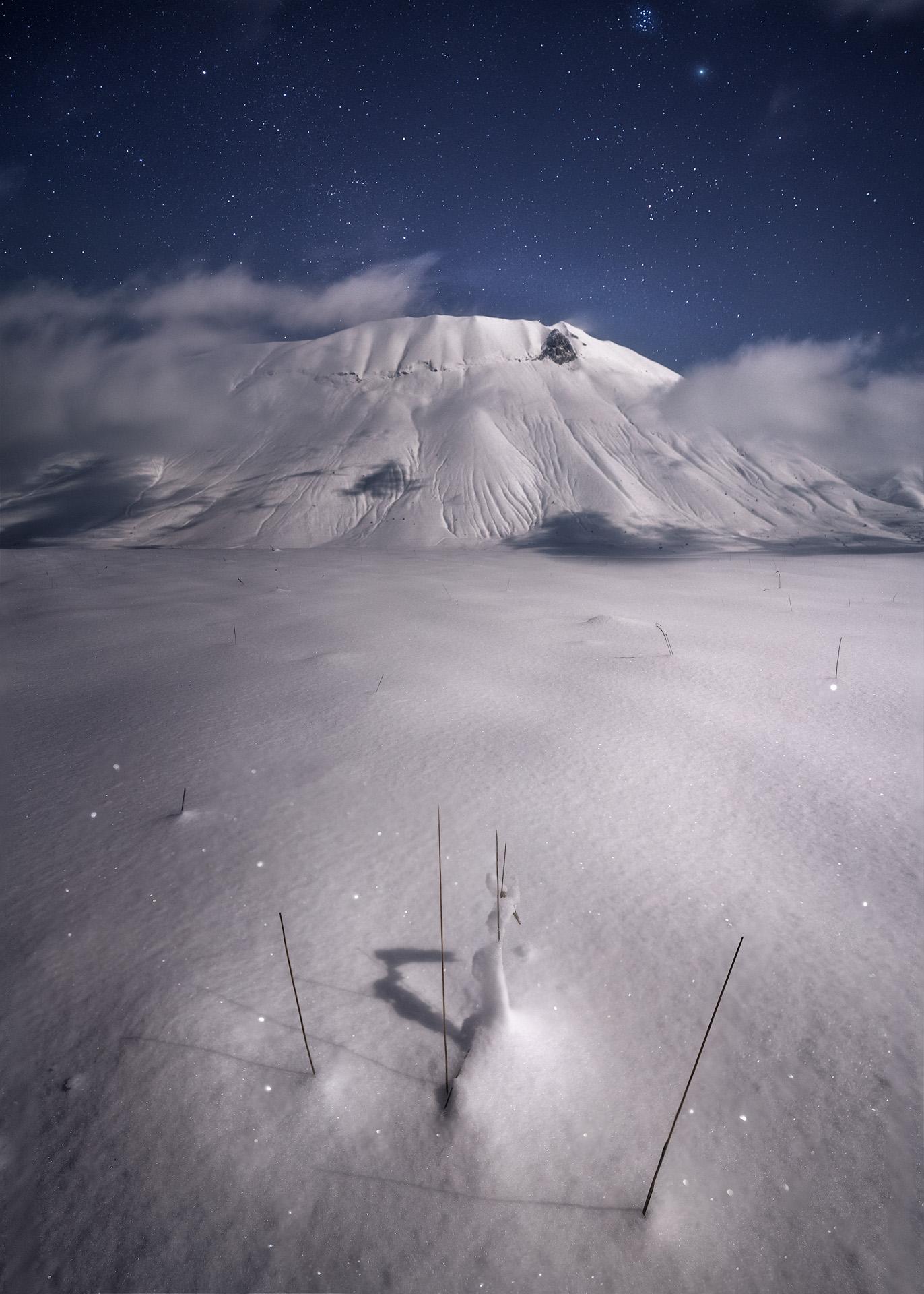 Soft Snow...