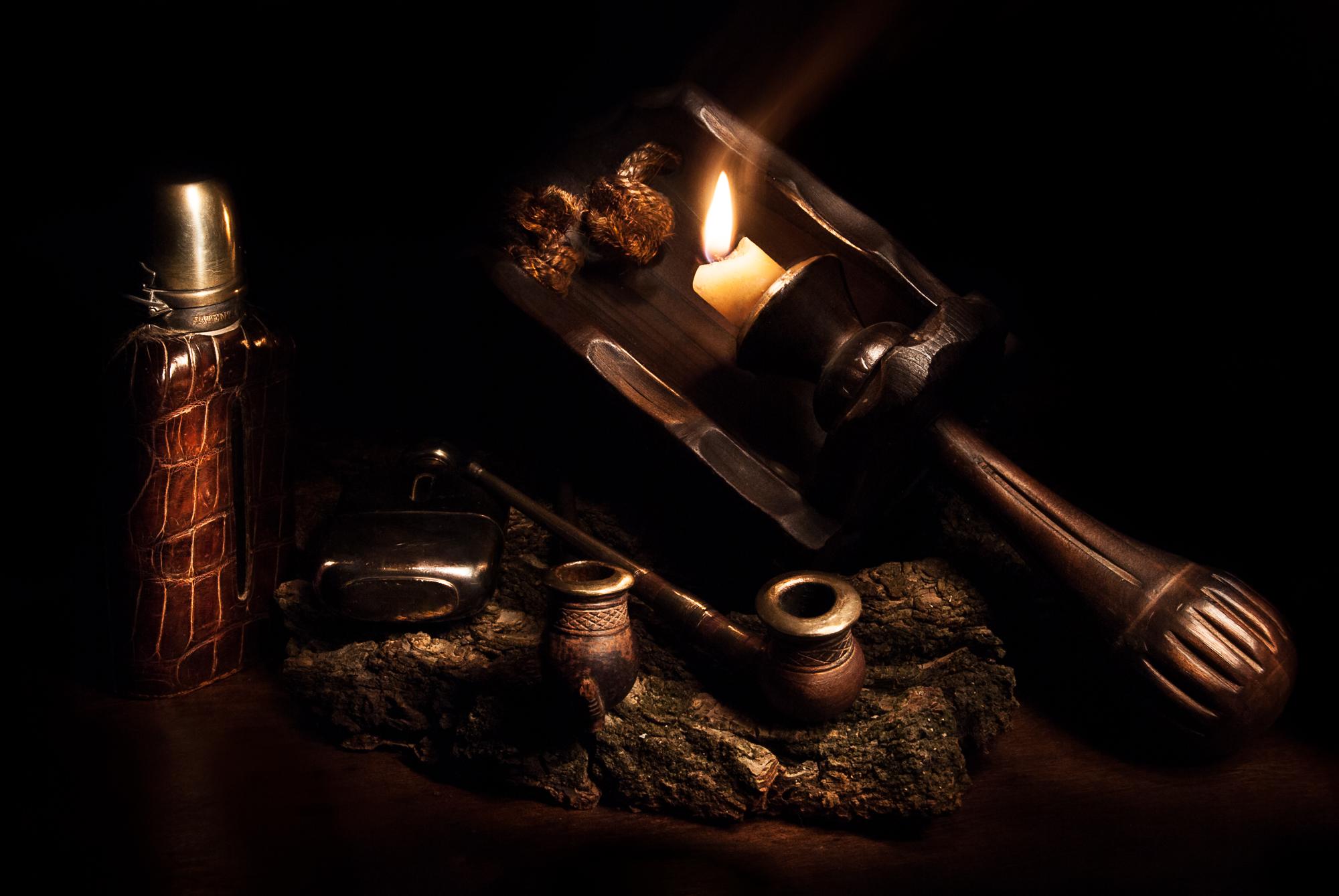 Whisky e tabacco...