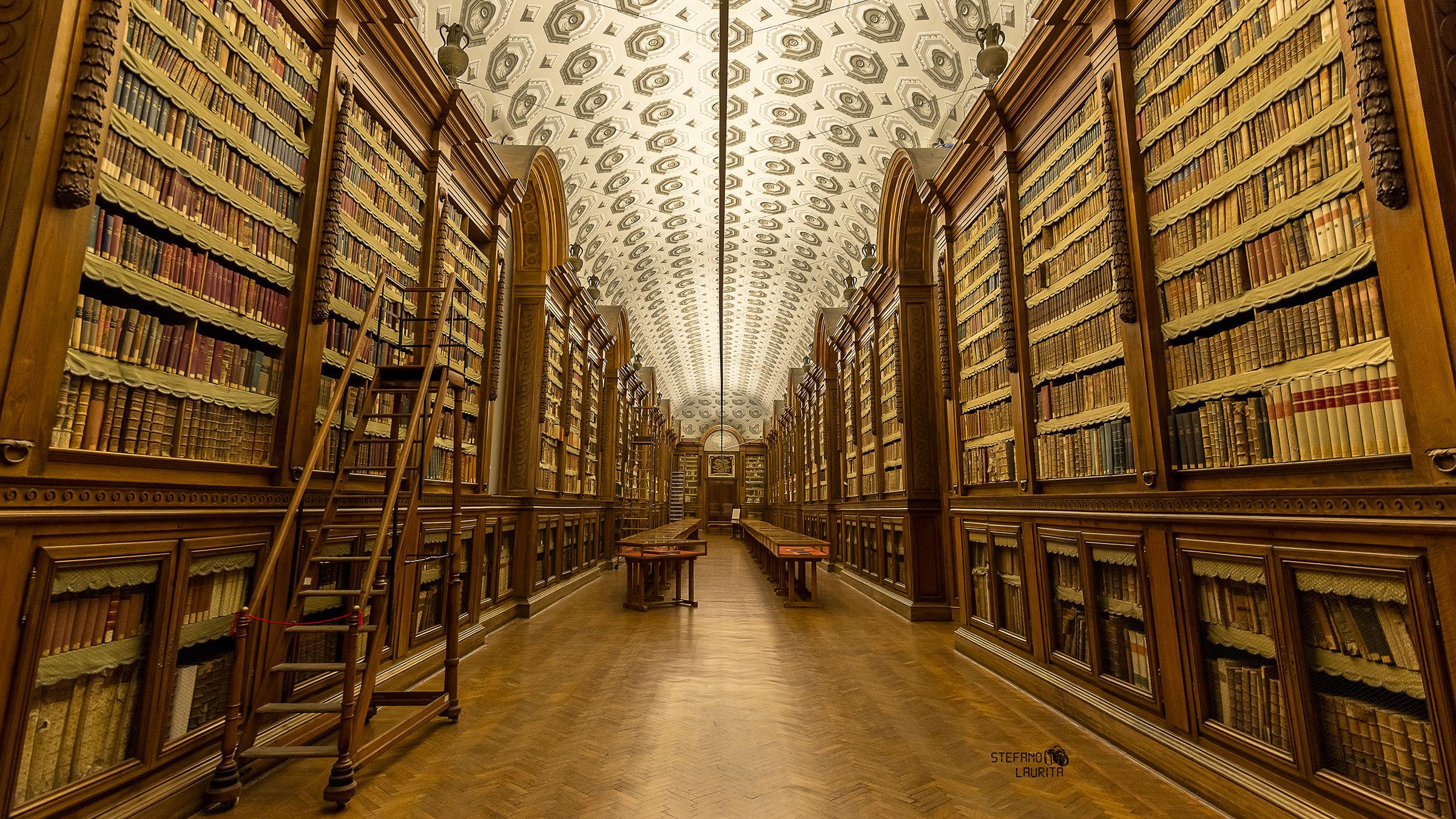 Library Palatina...
