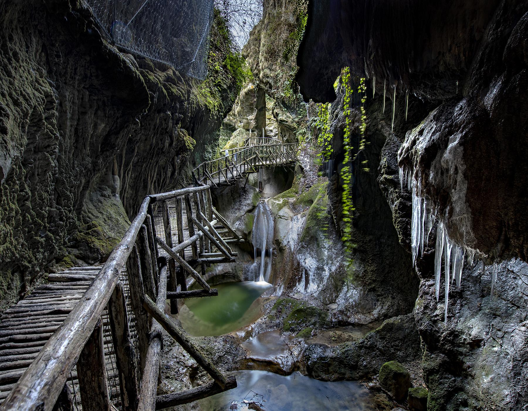Grotte del Caglieron Fregona (tv)...
