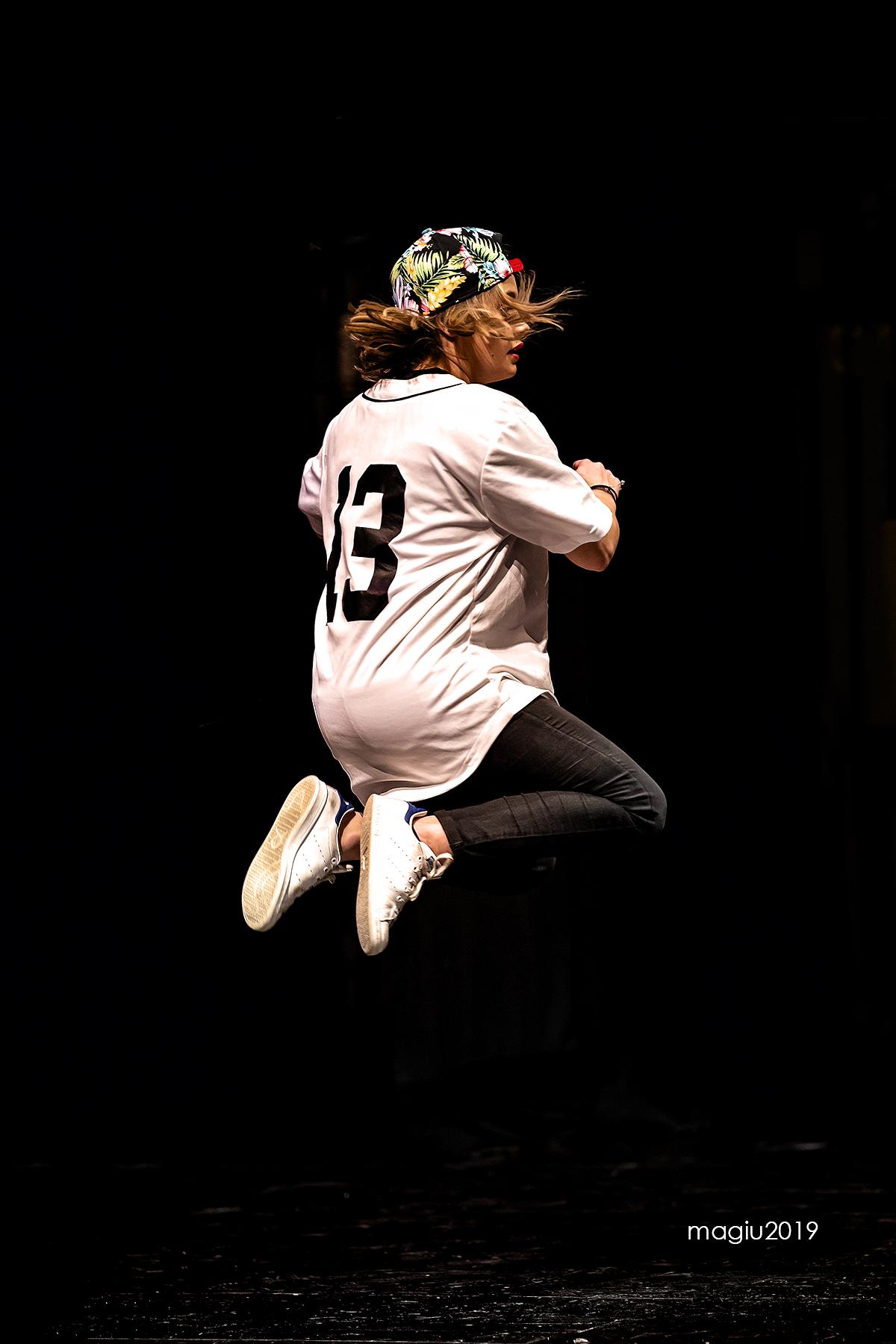 Danza  -  Hip-Hop...