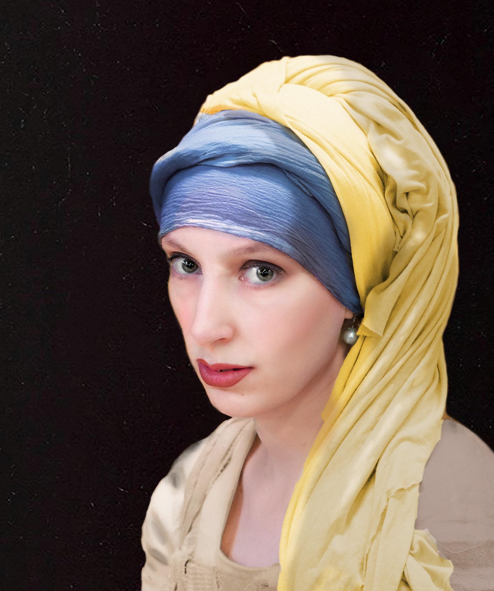 Omaggio a Vermeer....