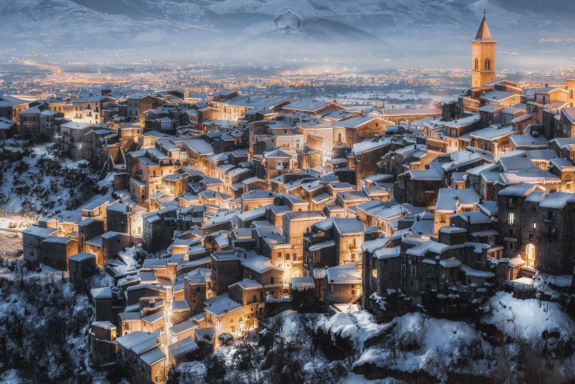 Abruzzo-Winter Season...