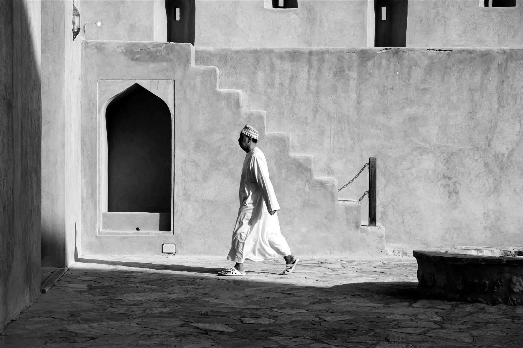 Oman style...