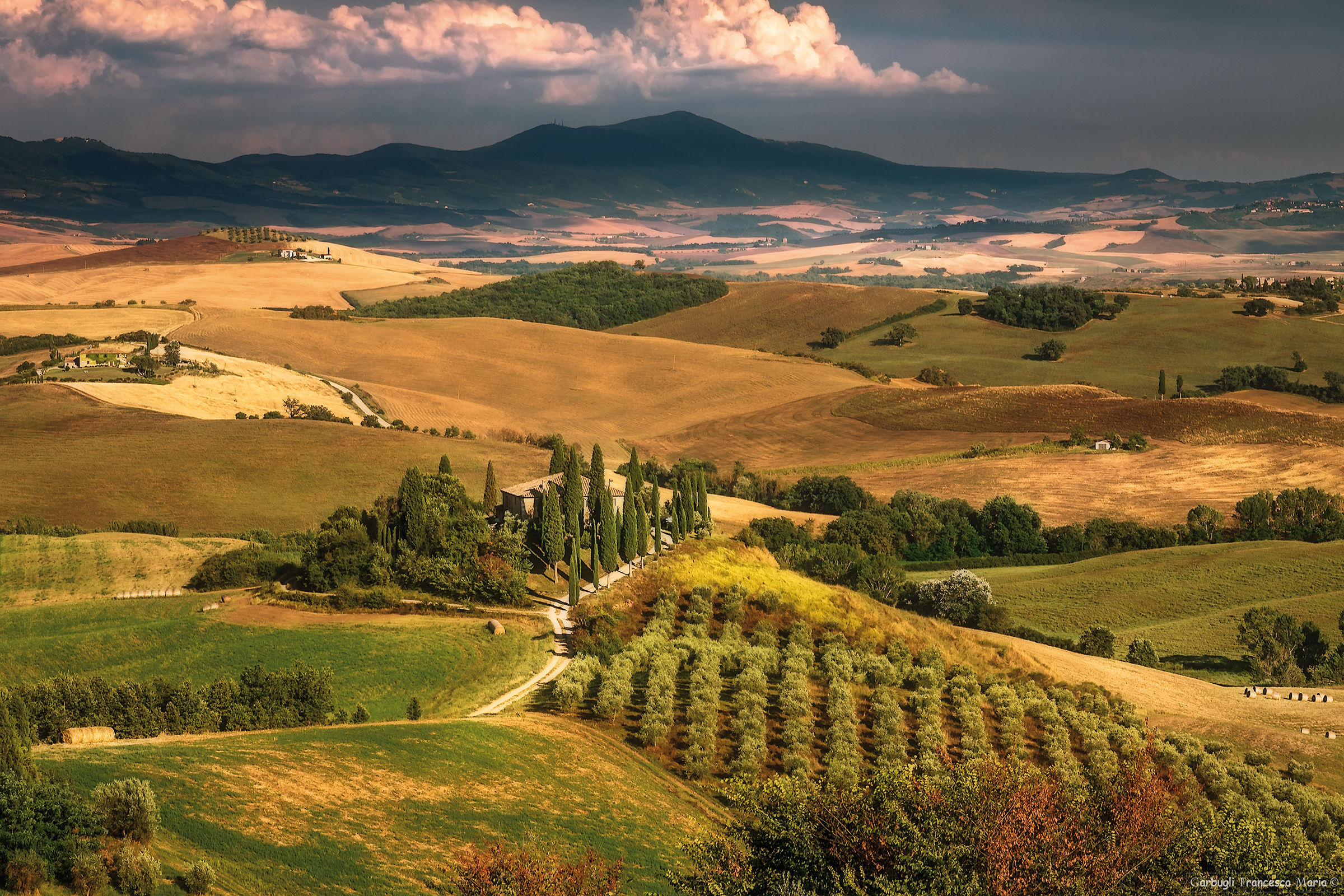 Farm Belvedere in Val d'orcia...