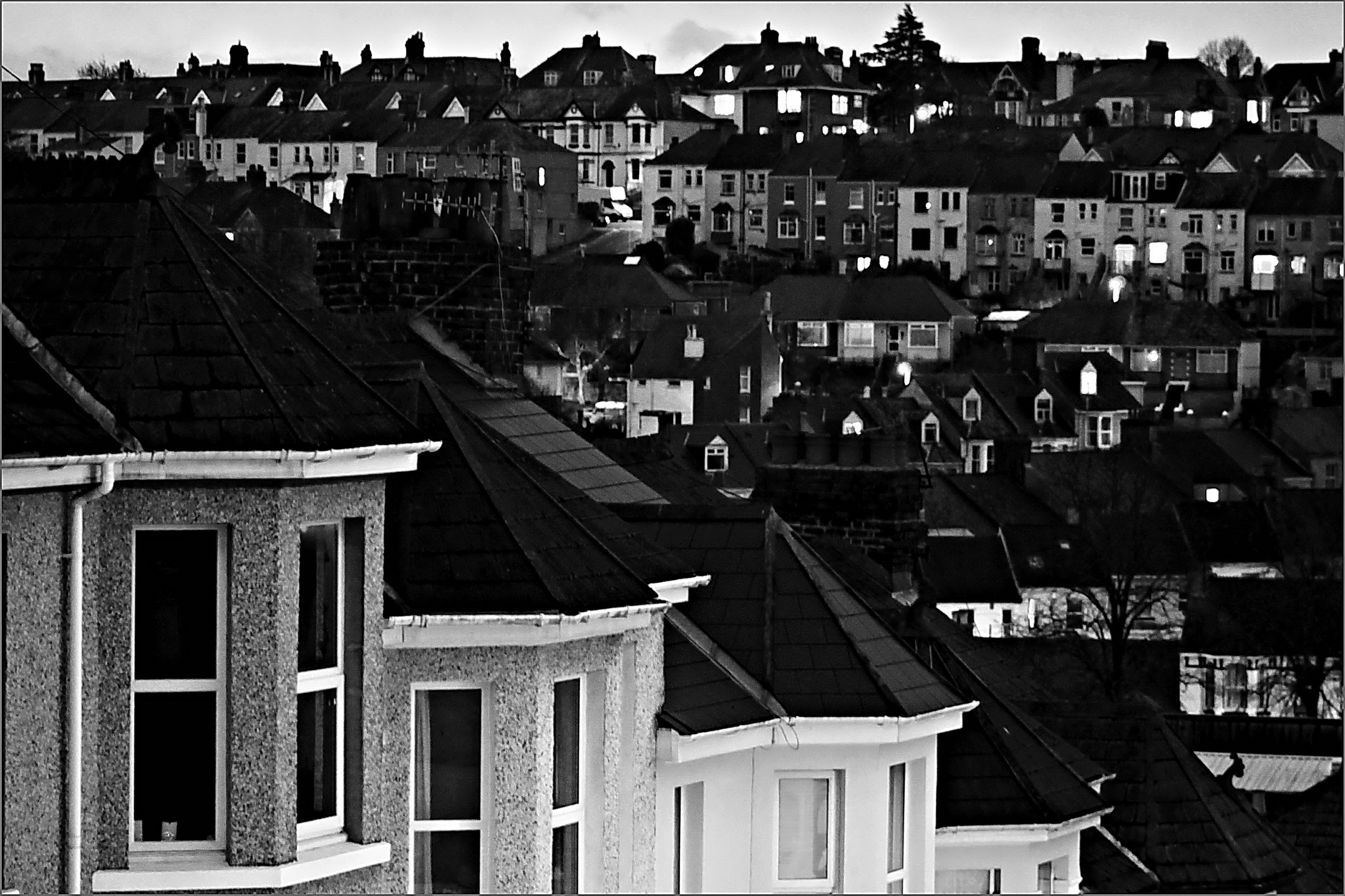 Plymouth Evening...
