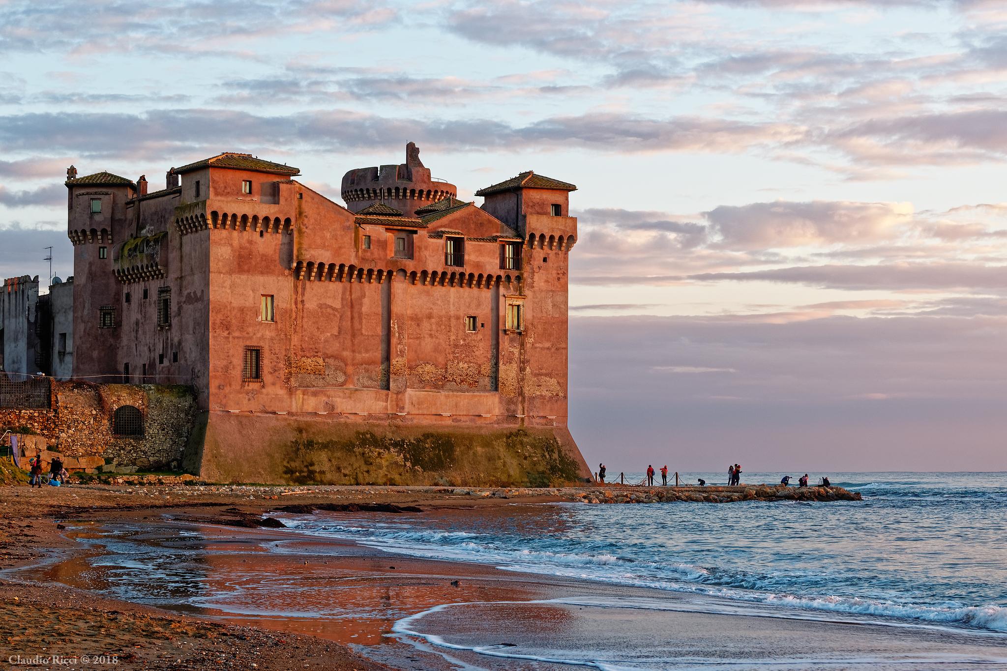 Castle of Santa Severa (Rm)...
